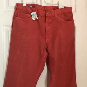 New with tags J.McLaughlin men's 34 jeans